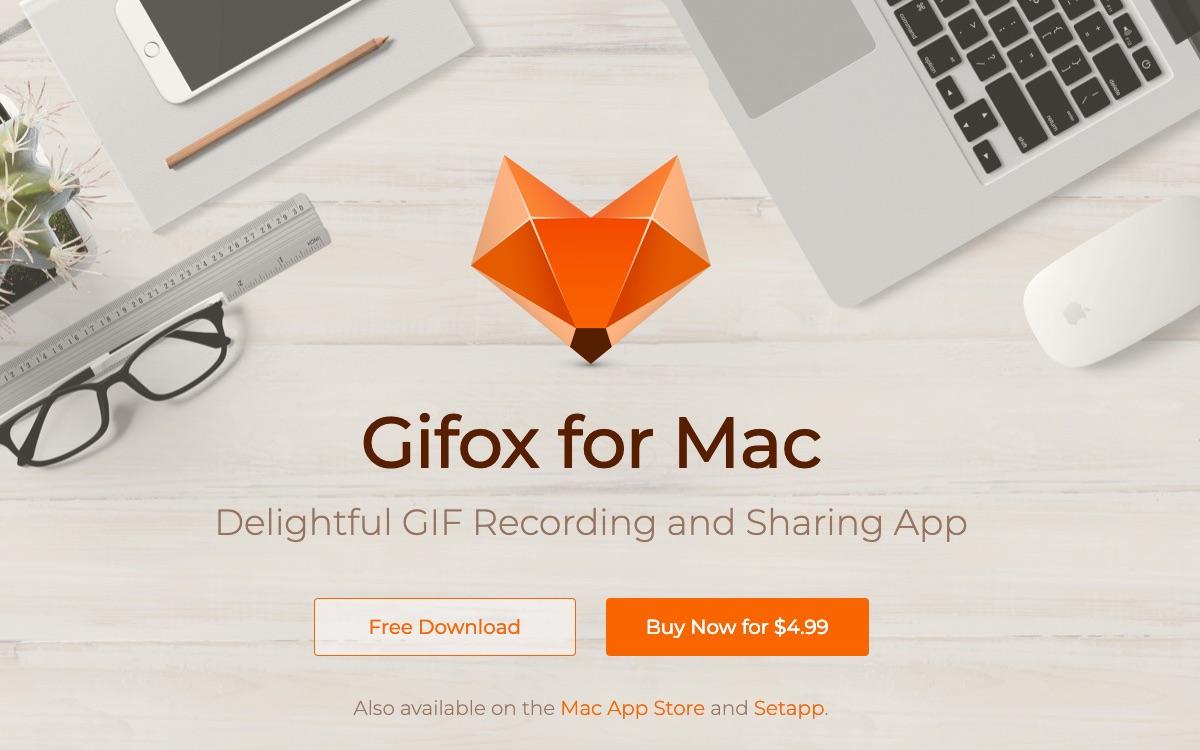 Gifox for Mac