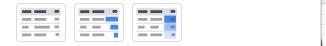 Googleデータポータル:グラフ「表」