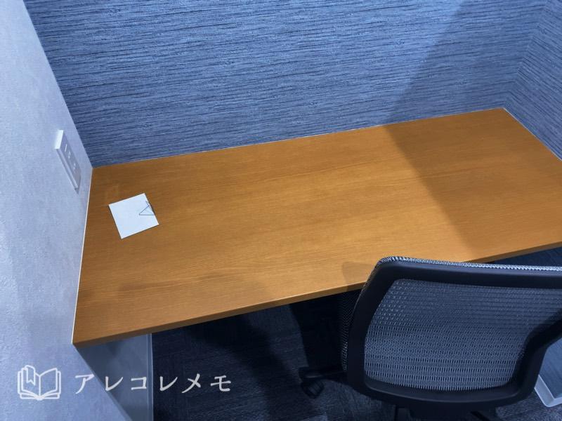コワーキングスペース・レンタルオフィスの法人会員契約プラン・登記(サイレントブース)