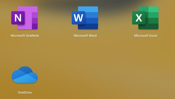 MacへのOneDriveアプリのインストール〜設定・同期まで(アプリランチャー)